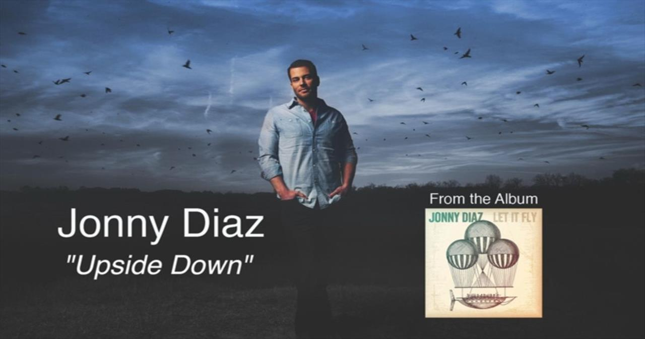 Jonny Diaz - Upside Down