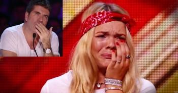This Nervous Singer Even Got SIMON'S Attention. What A Voice!