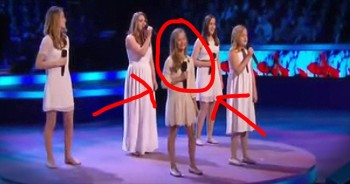 Angelic Performance For The Troops Ends With 1 Tearful Surprise!
