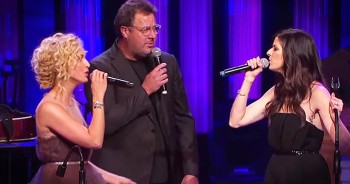 Vince Gill And Little Big Town Bring The House DOWN With Gospel Classic