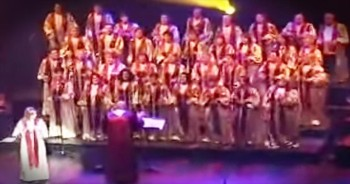 Women's Gospel Choir Will Have You Clapping Along With 'Oh Happy Day!'