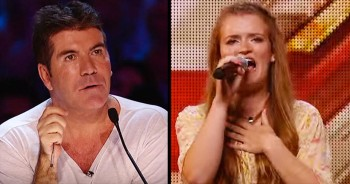 17-Year-Old Girl Auditions With Granddad's Favorite Song – WOW!