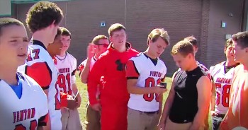 Teenagers Help Save Young Boy From Kidnappers