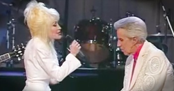 Dolly Parton Sings 'I Will Always Love You' To A Special Man