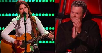 West Virginia Crooner Turns ALL Of The Judges With 'Angel From Montgomery'