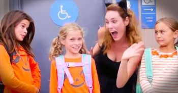 'MOM-ster Mash' – Dancing Mothers Embarrass Kids With Hilarious Parody