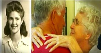 Woman Reunites With The Son She Kept A Secret For 65 Years. Tissues!