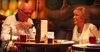 77 And 80-Year-Old Go On Their First Blind Date - So Sweet!