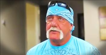 Hulk Hogan Is Putting His Trust In GOD!