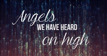 Laura Story - Angels We Have Heard On High (Official Lyric Video)