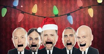 MercyMe – Christmastime Again (Official Lyric Video)