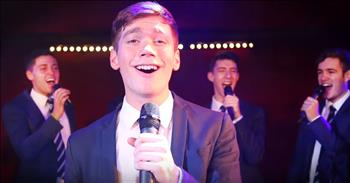 A Cappella Michael Buble Hit Will Have You Dancing In Your Seat