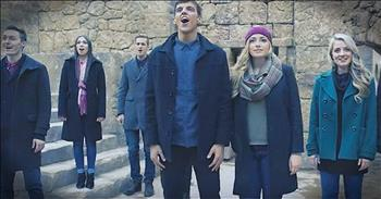 Chilling A Cappella Performance Of 'O, Come, All Ye Faithful'
