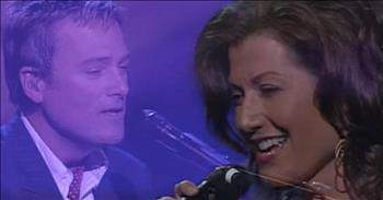 Amy Grant And Michael W. Smith Sing 'Thy Word' At Dove Awards