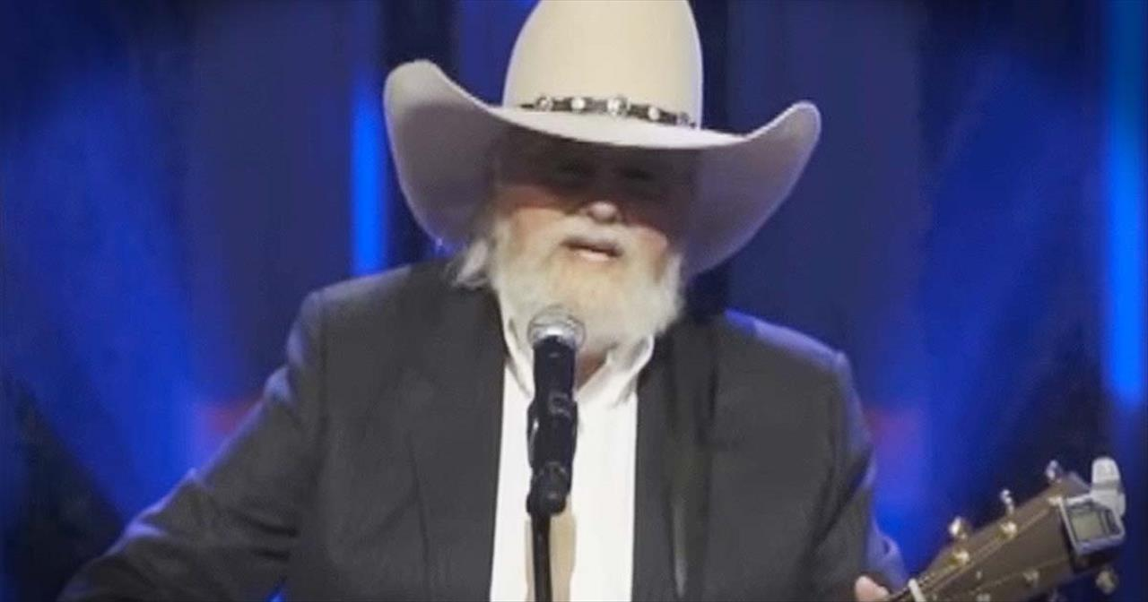 Charlie Daniels Sing 'Softly And Tenderly' – WOW!