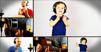 This Daddy-Daughter Duet Is Too Cute