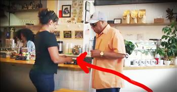 Strangers Standing Up For A Blind Man Is The Experiment You Need To See