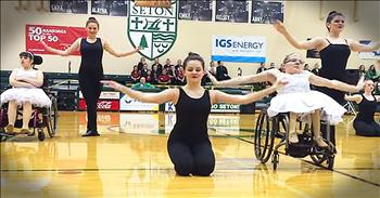 Beautiful Wheelchair Dance Routine Left Me In TEARS!