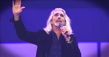 'Rock Of Ages' and 'I Stand Amazed' Hymn Mashup Is SO Beautiful!