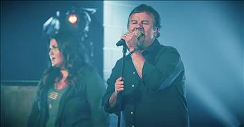 'At Calvary' - Live Worship From Casting Crowns Is Incredible!