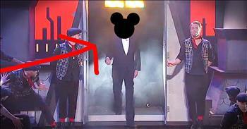 Dick Van Dyke's Surprise Disney Dance Performance Will Make You Smile