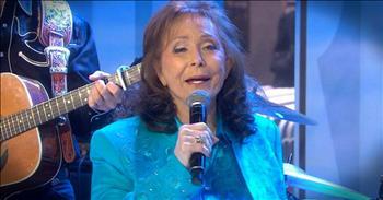Loretta Lynn's Song About Heaven Had Me Saying 'AMEN'
