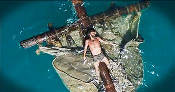 Powerful 'Ben-Hur' Movie Trailer Tells Classic Story Of Judah Ben-Hur