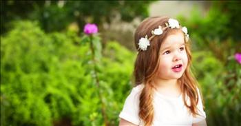 3-Year-Old's Sweet Easter Rendition Of 'Gethsemane'