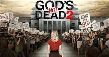CrosswalkMovies.com: God's Not Dead 2 Video Movie Review