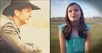 Country Singer Asks Children What Heaven Is Like