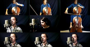 Awe-Inspiring Cover Of 'Oceans (Where Feet May Fail)' - WOW!