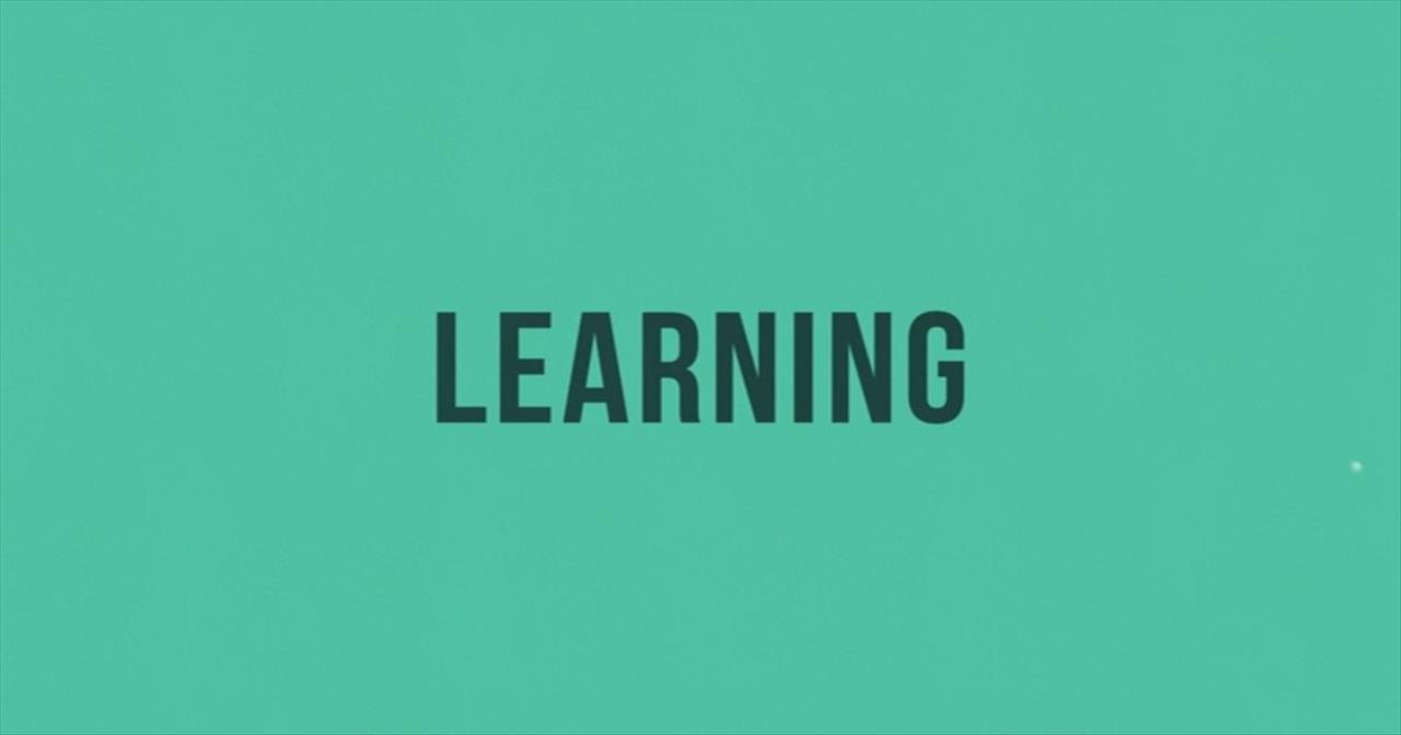 Jason Gray - Learning