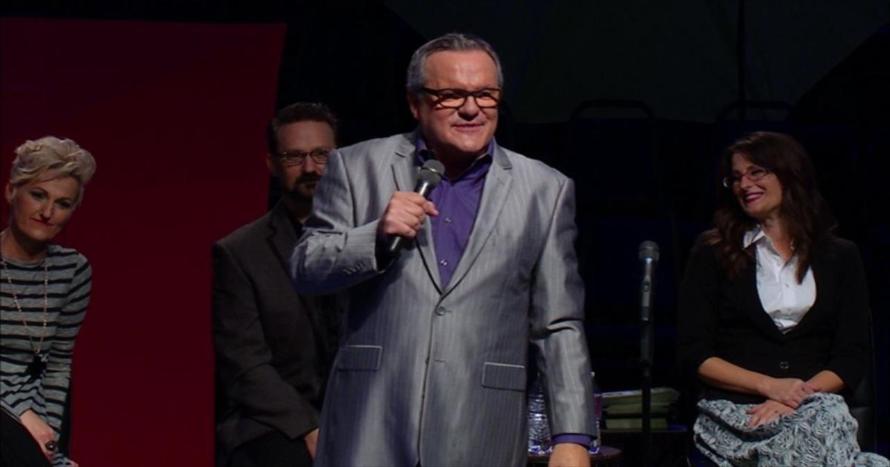 Mark Lowry - Nanny, Papaw  The Baptist Rapture