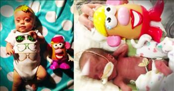 Ordinary Children's Toy Gives Parents Of Preemies Hope