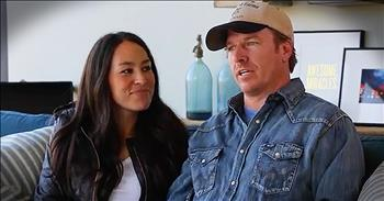 Chip And Joanna Gaines Recount Adorable Love Story