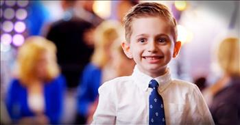 6-Year-Old Comedian Has The Judges In Stitches