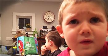 Little Boy Has Hilarious Reason For Not Wanting To Get Married