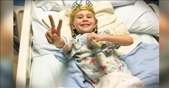 5-Year-Old Left Paralyzed After Gymnastics Move Has Unwavering Spirit