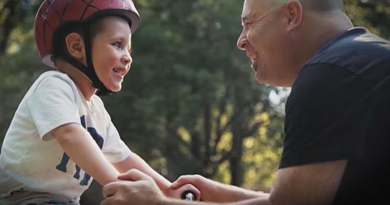 'Before You Call Me Home' - Gripping Video For Dads From Mark Schultz