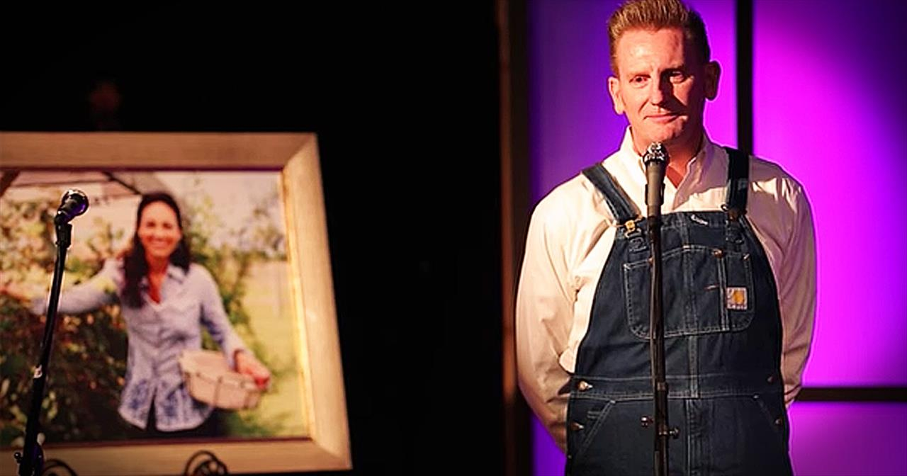 Rory Feek Recounts Beautiful Story Of Wife Joey In Documentary