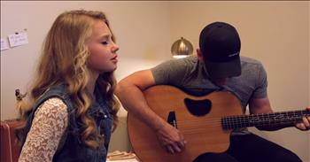 Tegan Marie and Craig Campbell Perform Inspiring Duet of 'Outskirts of Heaven'