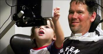 A Look Into Life With ALS Will Leave You In Tears