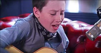 Young Boy's Rendition Of 'Ain't No Sunshine' Will Floor You