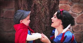 Mother-Son Magical Musical Moment Is The Cutest