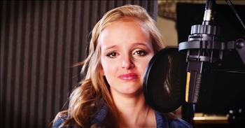 Young Girl's Tribute Song For Her Fighting Dad Is Touching