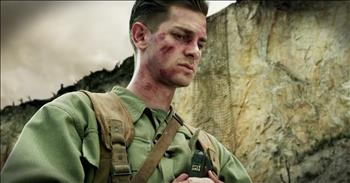 'Hacksaw Ridge' - Amazing Trailer For True Story Of WWII Hero
