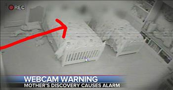 Mother Discovers Strangers Have Hacked Security Camera In Daughter's Bedroom