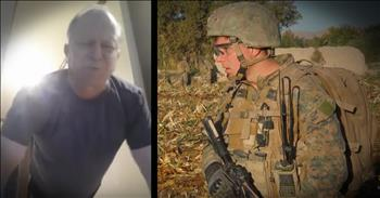 Internet Push-Up Challenge Aims To Help Fight Veteran Suicide