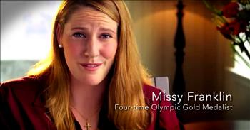 Olympic Swimmer Missy Franklin Shares How Her Faith Fuels Her