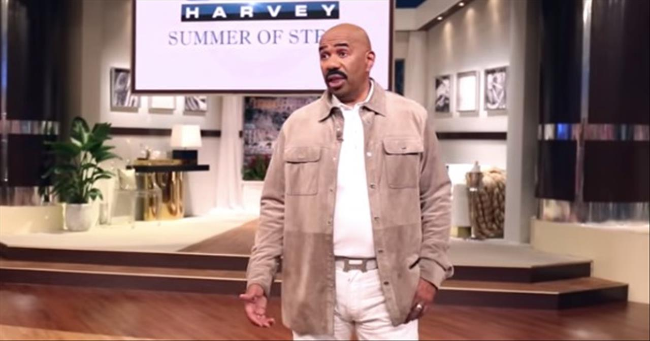 steve harvey gives terminally ill family feud contestant some of his own money inspirational videos